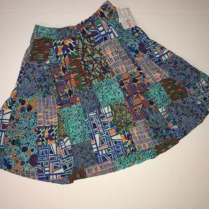 BNWT LuLaRoe Madison skirt size S